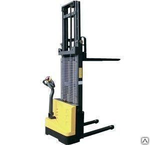 Штабелер электрический самоходный TOR 1,0т 2,0м WS10S-2000