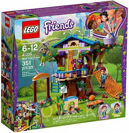 Lego Friends 41335 Домик Мии на дереве, Лего Подружки