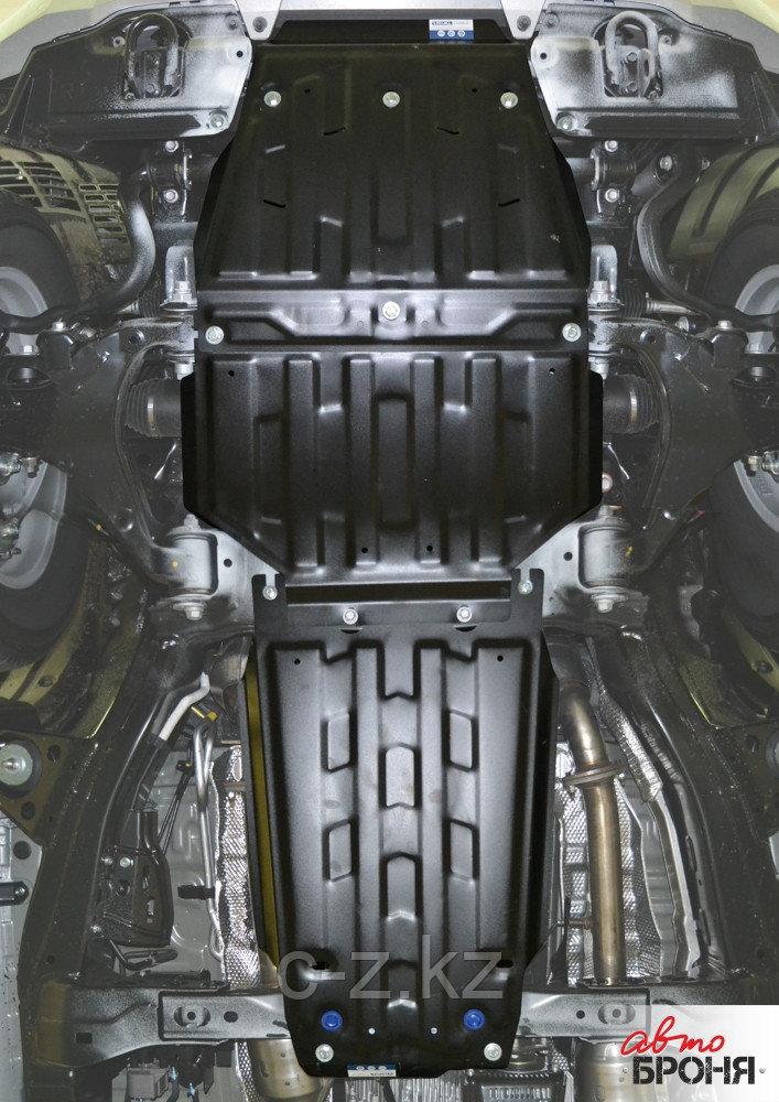 Комплект защиты Toyota Land Cruiser 200
