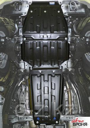 Комплект защиты Toyota Land Cruiser 200, фото 2