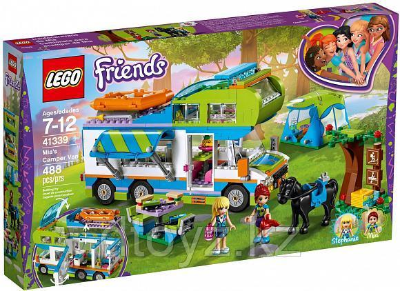 Lego Friends 41339 Дом на колёсах, Лего Подружки