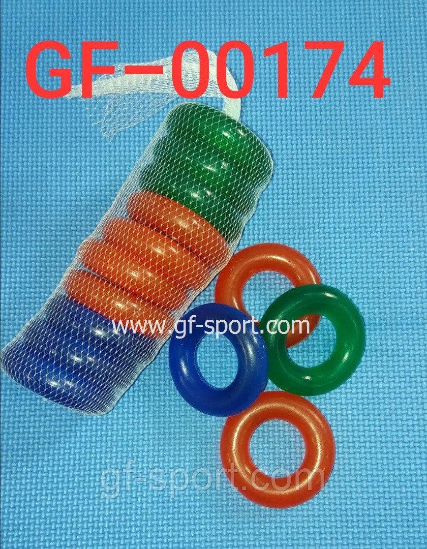 Эспандер кистевой(резиновый) 00174
