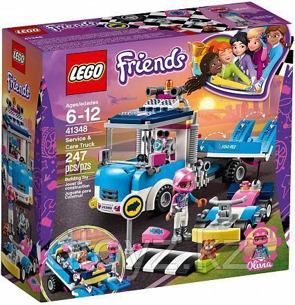 Lego Friends 41348 Грузовик техобслуживания, Лего Подружки