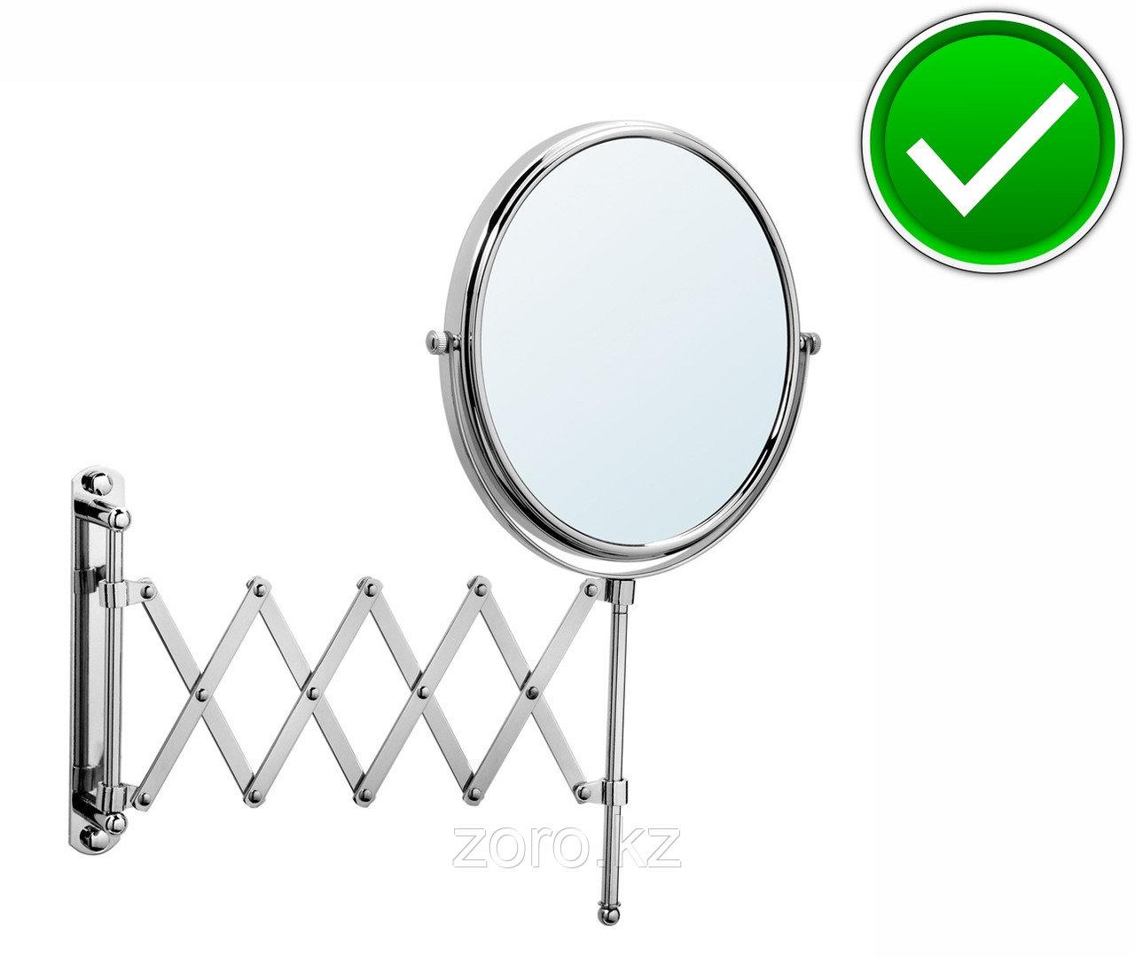 Настенное зеркало увеличительное.