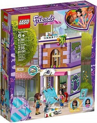 Lego Friends 41365 Художественная студия Эммы, Лего Подружки