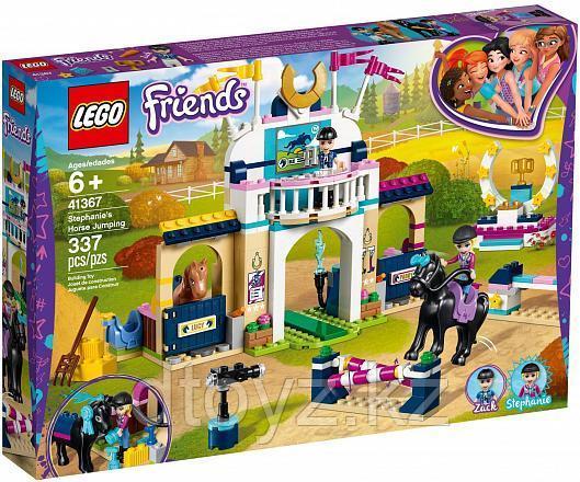 Lego Friends 41367 Соревнования по конкуру, Лего Подружки