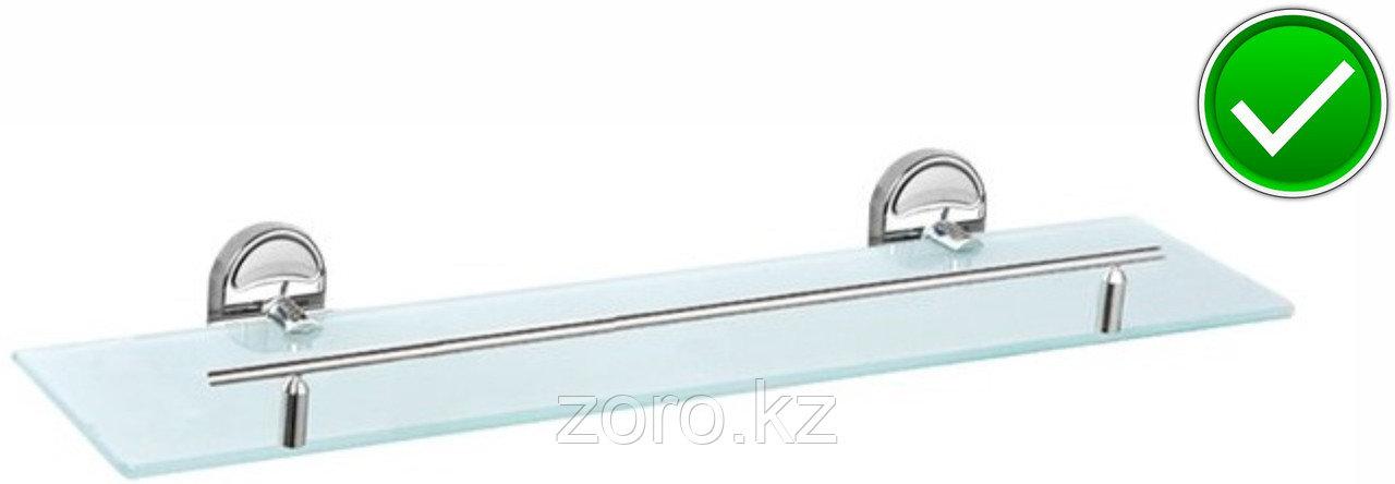Полочка стеклянная для ванной комнаты (Полка)