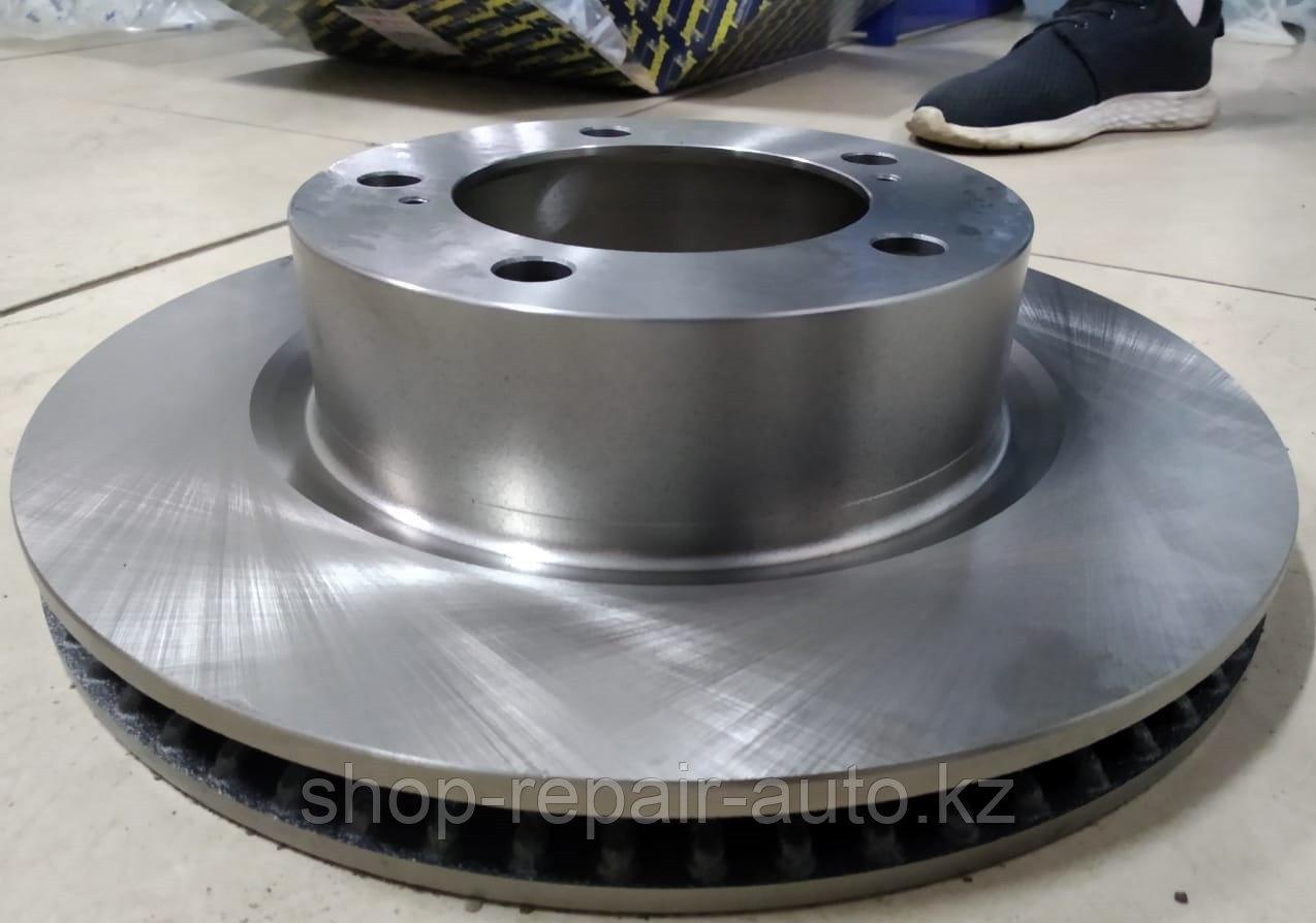 Тормозные диски передние