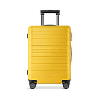 "Чемодан Xiaomi 90 Points Seven Bar Suitcase 20"" Желтый, фото 2"