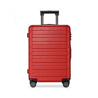 """Чемодан Xiaomi 90 Points Seven Bar Suitcase 20"""" Красный, фото 2"""
