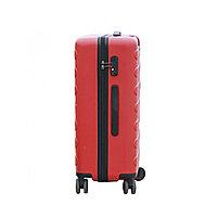 """Чемодан Xiaomi 90 Points Seven Bar Suitcase 20"""" Красный, фото 3"""