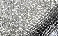 Мат Ekowool M1 - материал, облицованный с одной стороны кремнеземной тканью.