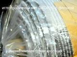 Кремнезёмный огнеупорный Мат Ekowool F1 - материал, облицованный с одной стороны фольгой. - фото 3