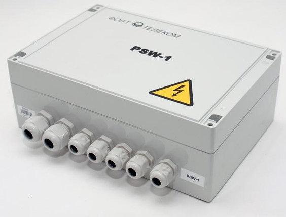 Коммутатор TFortis PSW-1 (оптика) неуправляемый, фото 2