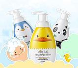"Детский шампунь-гель для душа ""Милый утенок"" - Esfolio Lovely Duck Baby Shampoo & Wash, фото 4"