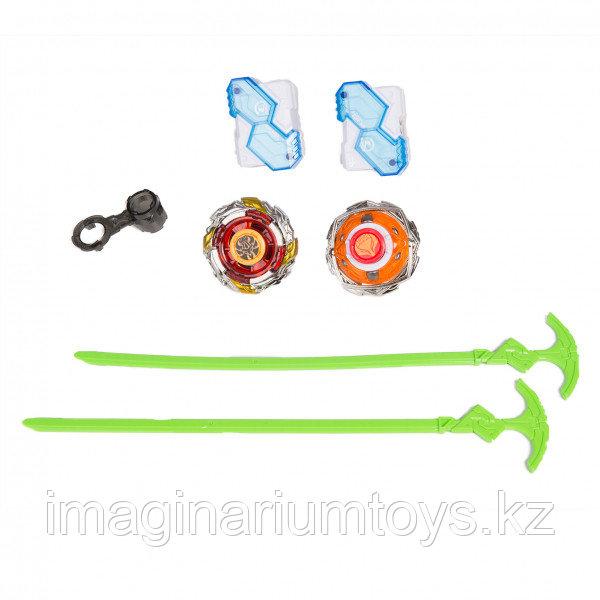 "Infinity Nado Инфинити Надо Волчок Сплит ""Kaleido Fox & Basaltic Sword"" - фото 2"