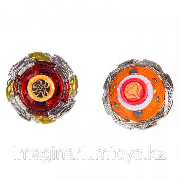 "Infinity Nado Инфинити Надо Волчок Сплит ""Kaleido Fox & Basaltic Sword"" - фото 4"