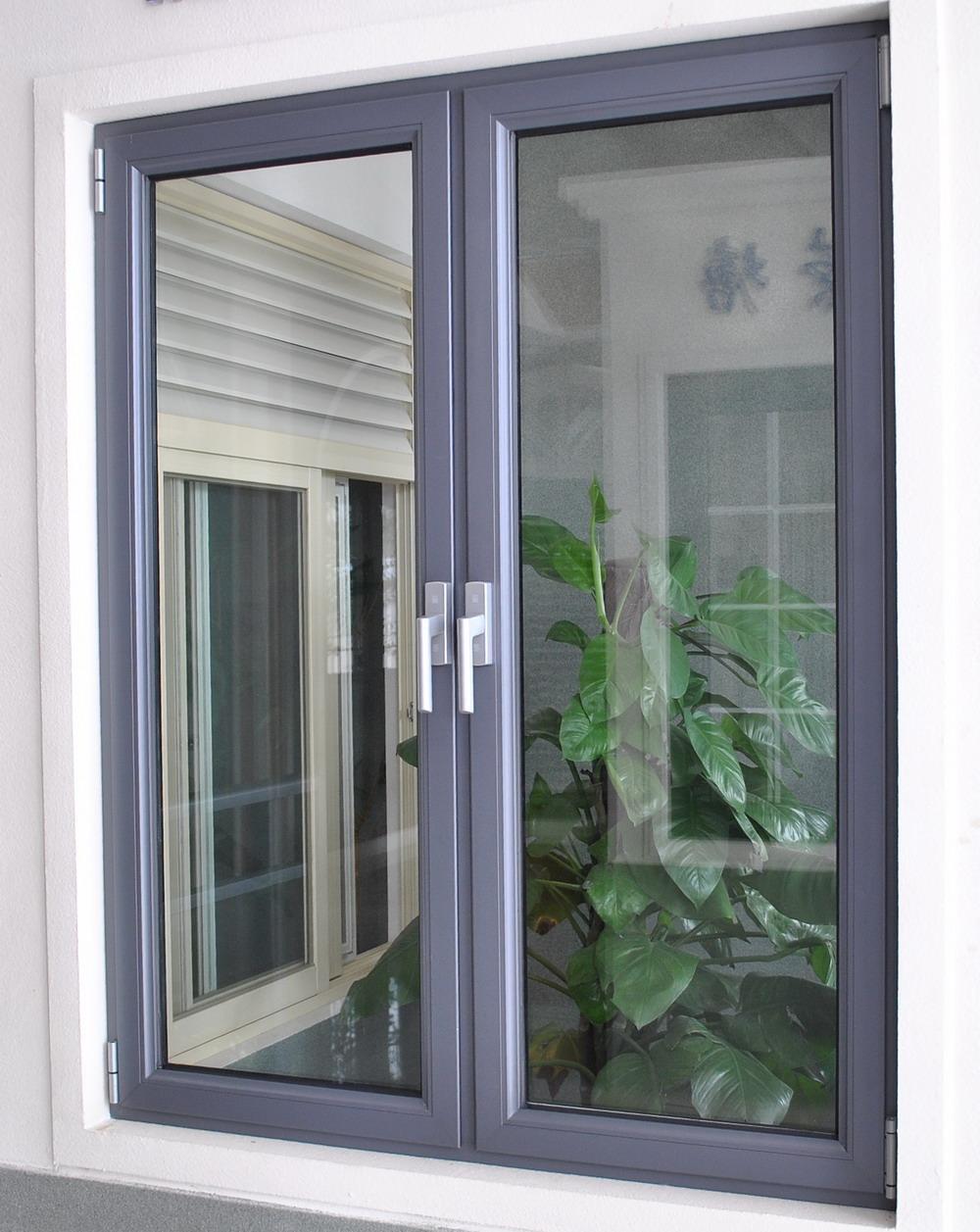 Алюминиевые окна - фото 1