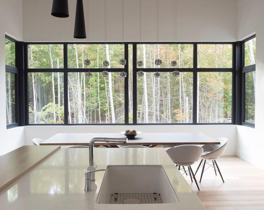 Алюминиевые окна - фото 3