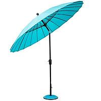 Зонт садовый Венеция , диаметр 2.7 м, бежевый, (меняет угол наклона)