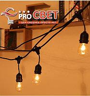 Уличные гирлянды BELT LIGHT бэлт лайт уличный навесной, фото 9