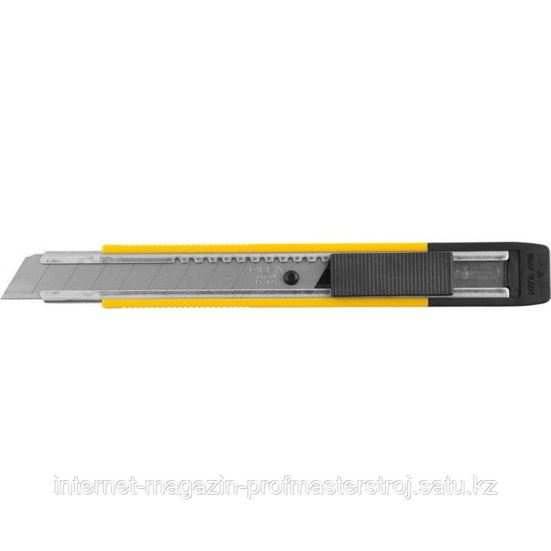 Нож AUTO LOCK Medium Tough Cutter для работ средней тяжести, 12.5 мм, OLFA