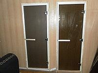 Стеклянные двери в алматы
