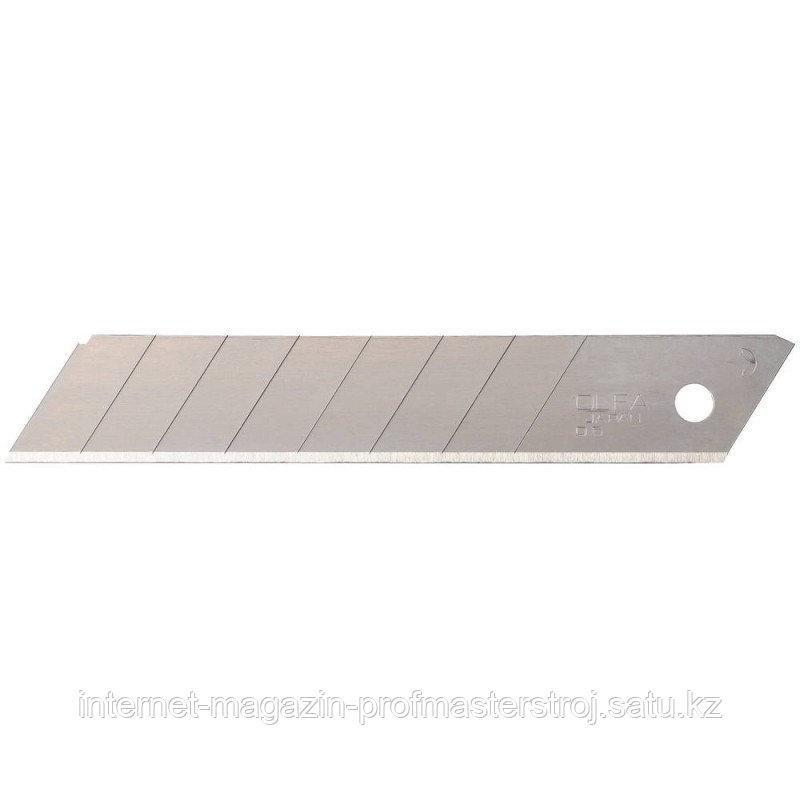 Лезвия сегментированное, 18 х 100 х 0.5 мм, 10 шт, OLFA