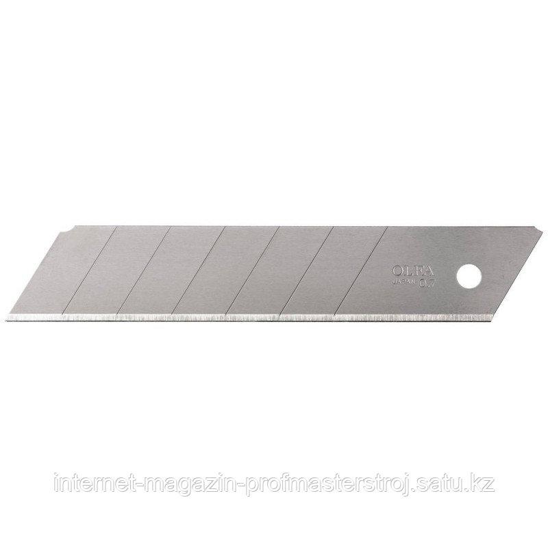 Лезвия сегментированное, 25 х 126 х 0.7 мм, 5 шт, OLFA