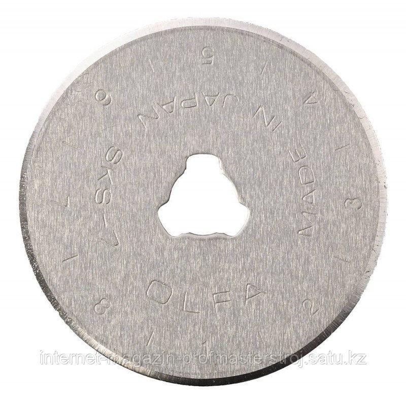 Лезвия специальное, круговое, 28 мм, 2 шт, OLFA