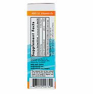Nordic Naturals, Витамин Д3 для детей, 400 МЕ, 11 мл, 0,37 oz, фото 2