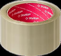 Клейкая лента, 48 мм x 60 м, прозрачная, серия «МАСТЕР», ЗУБР