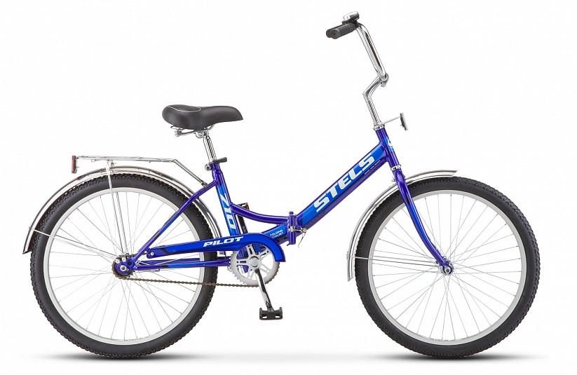 Складной Велосипед Stels Pilot 710 Россия