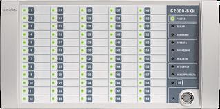 С2000-БКИ блок индикации
