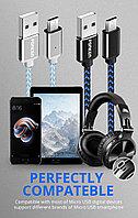 Магнитный зарядный USB кабель на Айфон (Iphone) в ассортименте