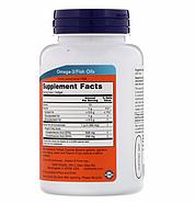 Now Foods, Ультра Омега-3, 500 EPA/250 DHA, 90 мягких капсул, фото 2