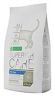 Сухой корм для кошек от 3х лет Nature's Protection Superior Care Anti Age