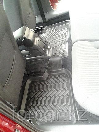 Коврики в салон Volkswagen Polo V sedan (10-) , фото 2