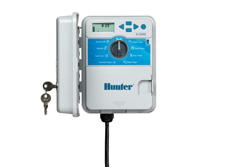 Контроллер наружный 4-х зонный XC-401-E Hunter
