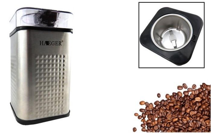 Кофемолка Haeger HG-7111