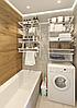 Системы (полки) хранения для ванной, прачечной