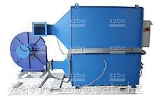 Дизельный теплогенератор ТГВ-600 на раме