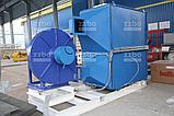 Дизельный теплогенератор ТГВ-600 на раме, фото 3