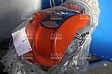 Дизельный теплогенератор ТГВ-600 на раме, фото 4