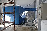 Газовый теплогенератор ТГВ-600 на раме, фото 3
