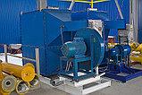 Газовый теплогенератор ТГВ-600 на раме, фото 5