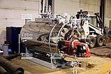 Дизельный парогенератор ПГ-500 на раме, фото 4