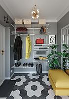 Системы (полки) хранения в прихожей, гардеробной