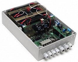 Коммутатор TFortis PSW-1G4F-UPS управляемый