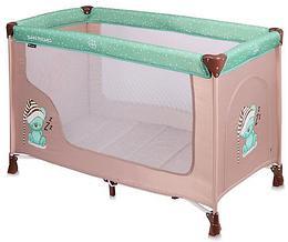 Кровать-манеж Lorelli  SAN REMO 1 цвета в ассортименте